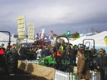 The National Fieldays generated enquiries and orders for exhibitors despite the downturn in dairying.