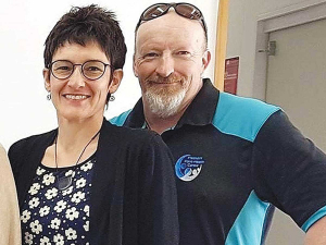 Tania Kemp, and husband Darcy, have run the Pleasant Point Health Centre in South Canterbury since 2014.