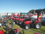 Local tractor sales hold up despite tougher times on farm