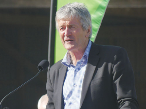 Agriculture Minister Damien O'Connor.