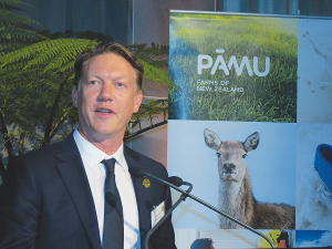Pāmu chief executive Steven Carden approved the deal.