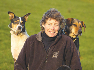 Waikaretu Valley Coopworth breeder Kate Broadbent is a founding membr of the WormFEC Gold group.