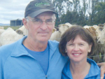Mike and Sharon Barton are members of a Taupo beef and lamb group exporting product directly to Japan.