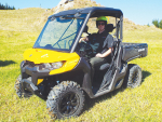 Off-road leader Can-Am adds new farm steed