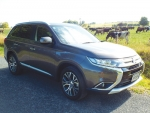 The latest Outlander from Mitsubishi.
