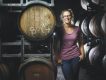 Sophie Harris – from dancer to winemaker.