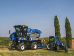 New Holland launches Braud 9000 series grape harvesters