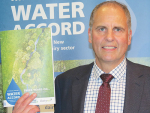 Water Accord - 'business as usual'