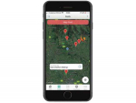 The HarvestYield app.