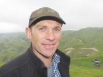 Former Beef + Lamb NZ chair James Parsons.