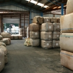 Wool prices gain