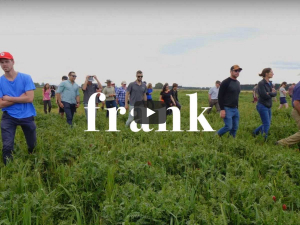 Farmers excited by regenerative farming