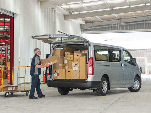 The new Hiace van should be high on the wish-list for vegetable growers or horticulturalists with product to transport.