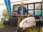 Turbine-powered drone aimed at farming sector