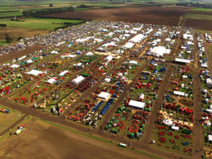 Tech a drawcard for South Island Agricultural Field Days