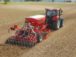 Speed, accuracy and efficiency are all mastered in the new Kuhn drill.