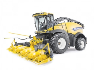 New Holland's new range of FR self-propelled harvesters are due for release late this year.