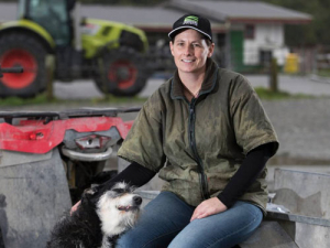 Federated Farmers president Katie Milne.