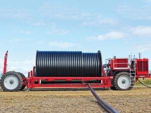 Cadman's Continuous Manure Applicator.