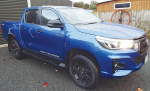 Toyota's new Hilux Cruiser.