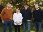 Success in Succession: Hunter's Wines