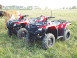 Honda to quit Oz ATV market