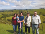 Family farm wins Auckland award