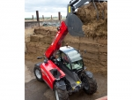 Aiming for the sky with new telehandler range