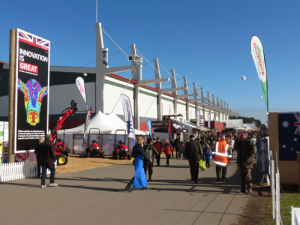 Fieldays is once again living up to its reputation as an amazing meeting place for those in the agri sector and those who are just curious to see what's happening on the land.
