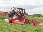 AGCO says it expects to buy the forage division of the Lely Group.