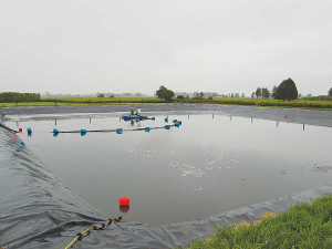 Do you really need a large effluent pond?