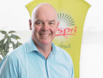 Zespri's Dave Courtney.