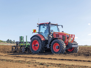 Subsoilers busts yield robbing compaction.