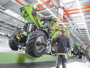 The Power Farming Euro Tour saw 63 New Zealand farmers, contractors and dealers hit Italy and Germany to see the latest tractor technologies from the SDF Group including production of the series 6, 7 and 9 Deutz Fahr.