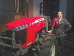 Warwick McCormick, vice president and managing director ANZ and Far East, AGCO.