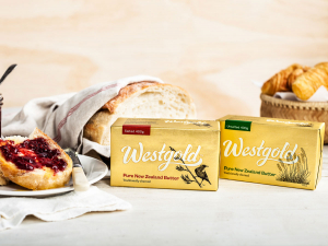 Westgold Butter melts judges' hearts