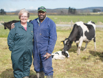 Work experience helps fresh talent into dairying
