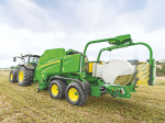 New baler/wrapper launched