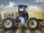 Autonomous tractors may just be coming to a paddock near you.