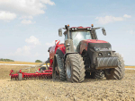 Case IH has launched the seventh generation of its flagship tractor, the Magnum AFS Connect.