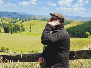 Smartphones, farming apps and better coverage have all helped improve rural communications in recent years.