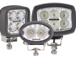 Brighter LED worklamp range lasts longer