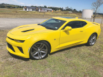 The new Chevrolet Camaro will satisfy the lovers of American muscle cars.