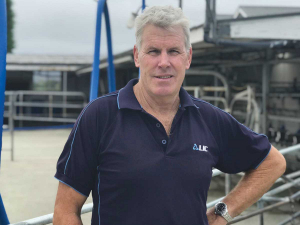 Waimea Irrigators Ltd chairman Murray King.