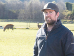 Josh Brook, who runs the Rupert Red Deer farm near Peel Forest in Southern Canterbury with his partner Kiri and her parents Martin and Rikie Rupert, waas recently named the Rabobank Farm Management Project award winner for 2018.