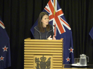 PM Jacinda Ardern announced the decision at the post-cabinet press conference today.