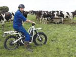 Electric bike maker plans to be on every NZ farm