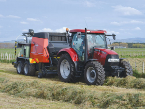 CKNZ, a subsidiary of CB Norwood Distributors Limited, heralds a new direction for the distribution of Case IH and Kuhn in New Zealand.