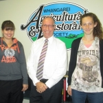 Ag exchange trip for  teens