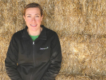 Caring for cows on crops